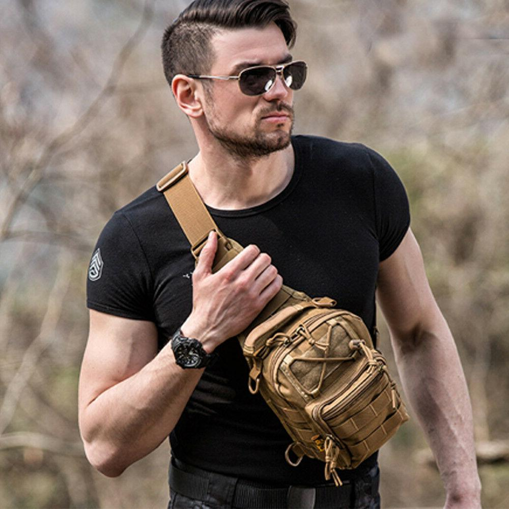 Tactical Shoulder Chest Camping