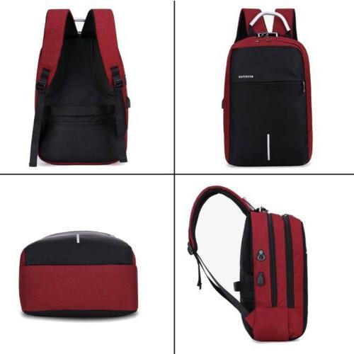 Mens Lock Backpack Travel School
