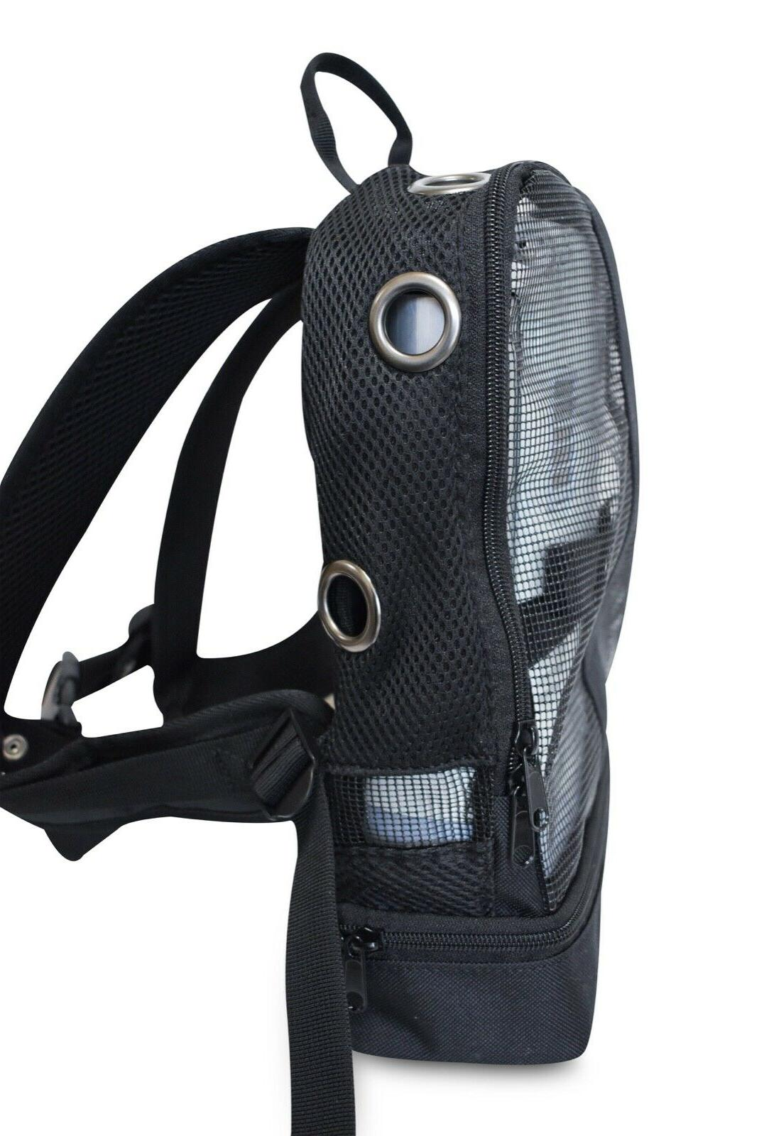 Mesh Backpack for Oxygen Comfort/o2totes