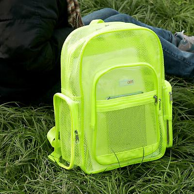 MGgear & Clear PVC Backpack