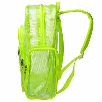 MGgear & PVC School Backpack