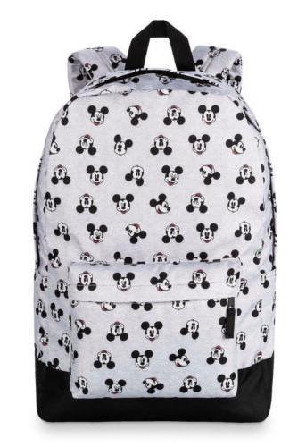 Disney Faces Gray Black