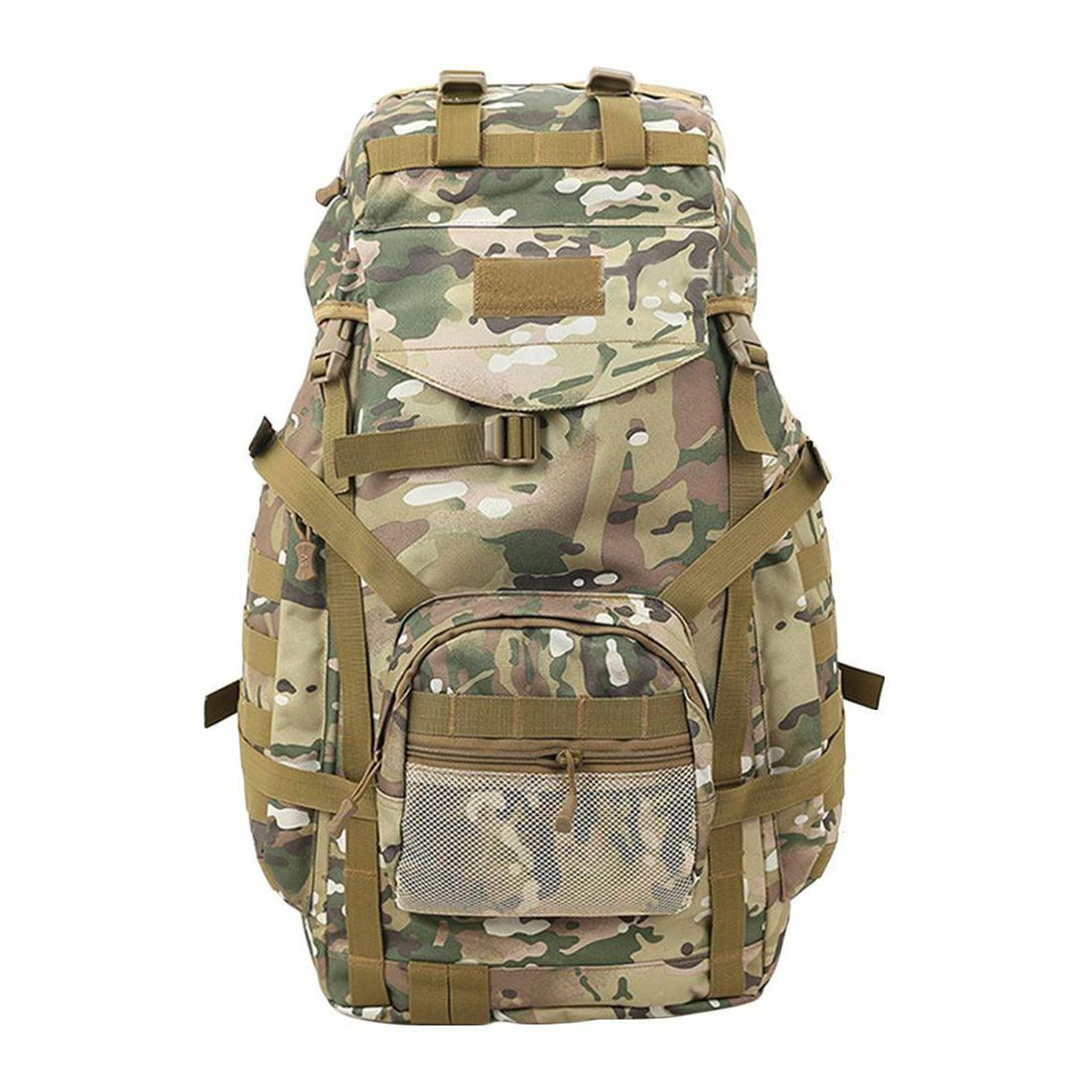 Military Rucksack Backpack Space Sack Camping Male Hiking Hu