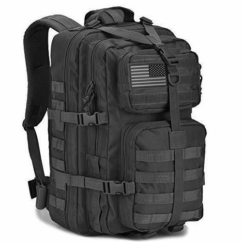 military tactical backpack large army 3 day