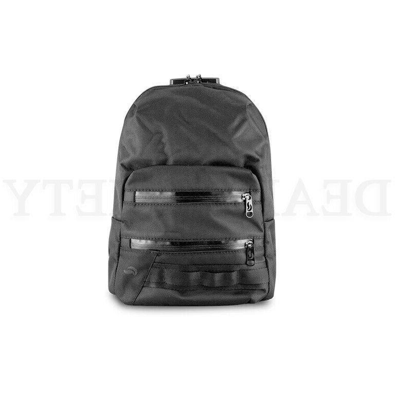 Skunk MINI Backpack Proof Odor Proof Bag w/ Combo - ALL