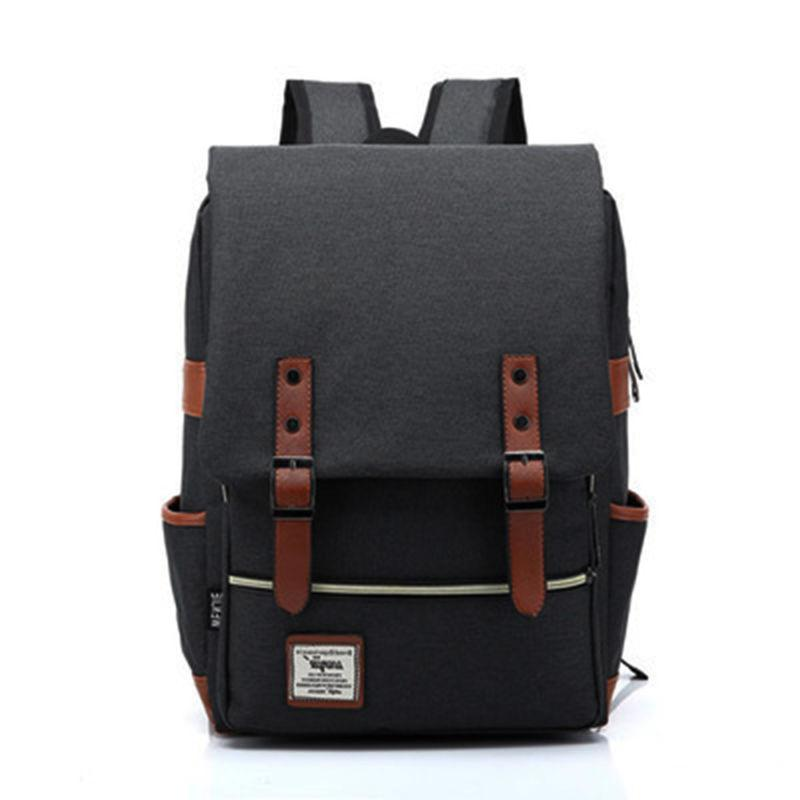 Modern Unisex Shoulder Backpack Rucksack School Laptop Bag