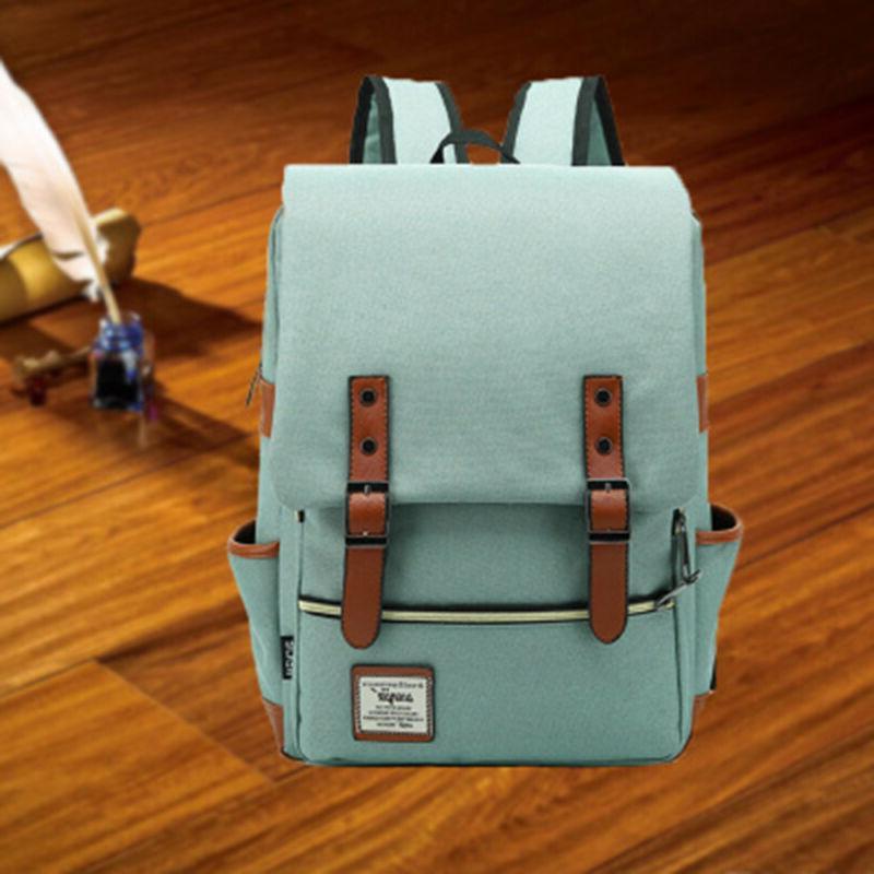 Modern Unisex Shoulder Backpack Rucksack Laptop College