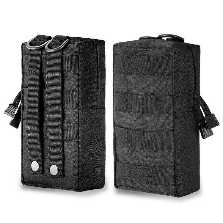 Tactical Molle Pouches Compact Utility EDC Waist Bag Small G