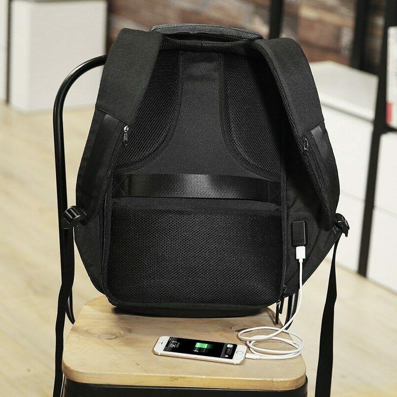 Mark Ryden charging Laptop Backpacks Anti