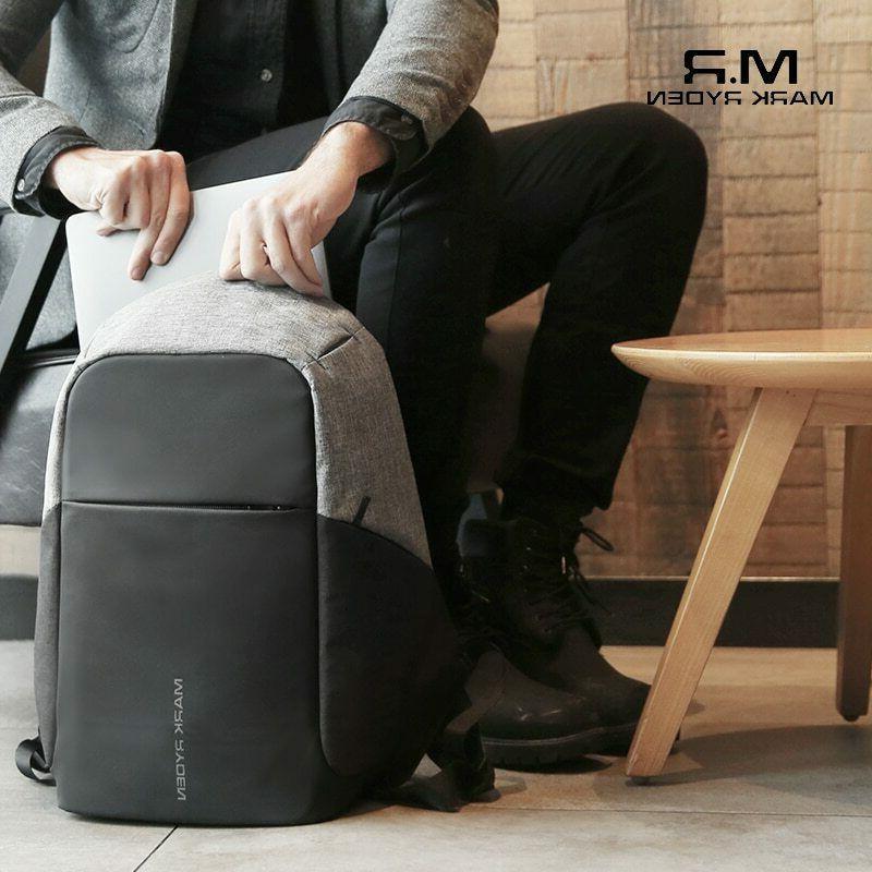 Mark Ryden charging Laptop Backpacks Anti 2019