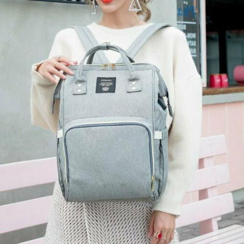 Mummy Care Backpack With USB Port