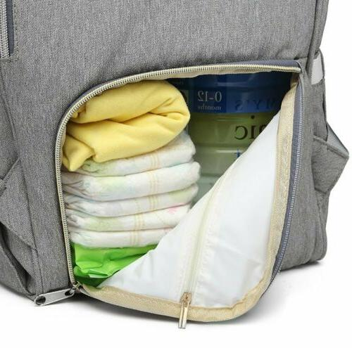 LEQUEEN Nappy Backpack Port