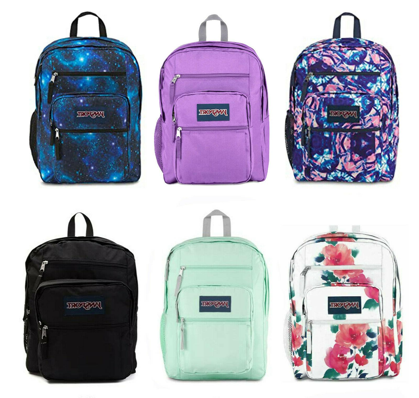 new big student laptop backpack