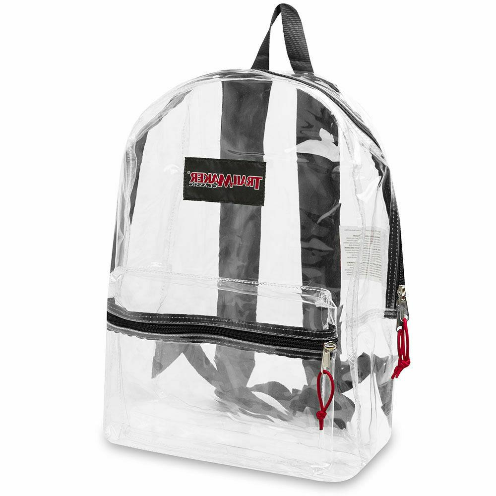 New Classic 17 Inch Backpack Charcoal