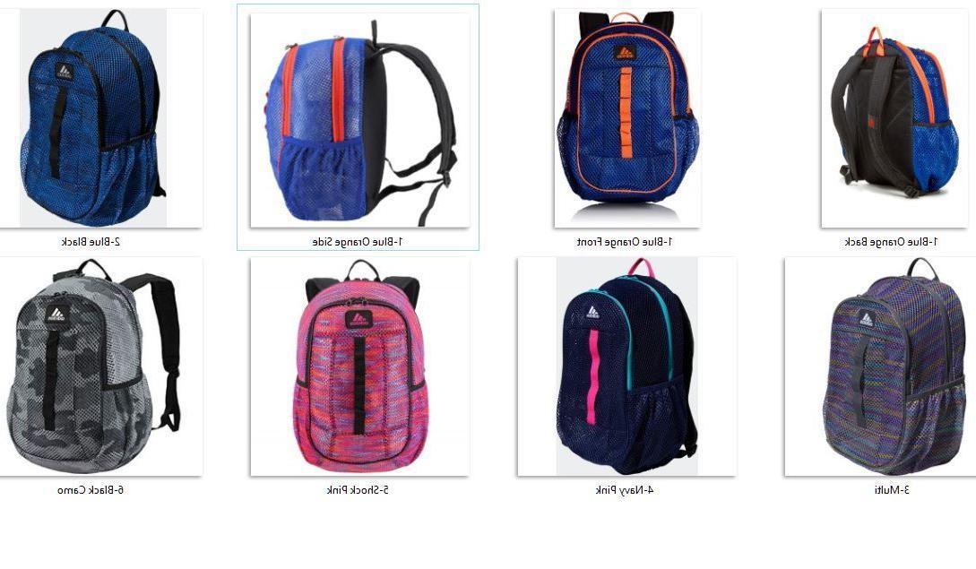 NEW NWT ADIDAS Hermosa Forman Mesh Student Brasilia Backpack