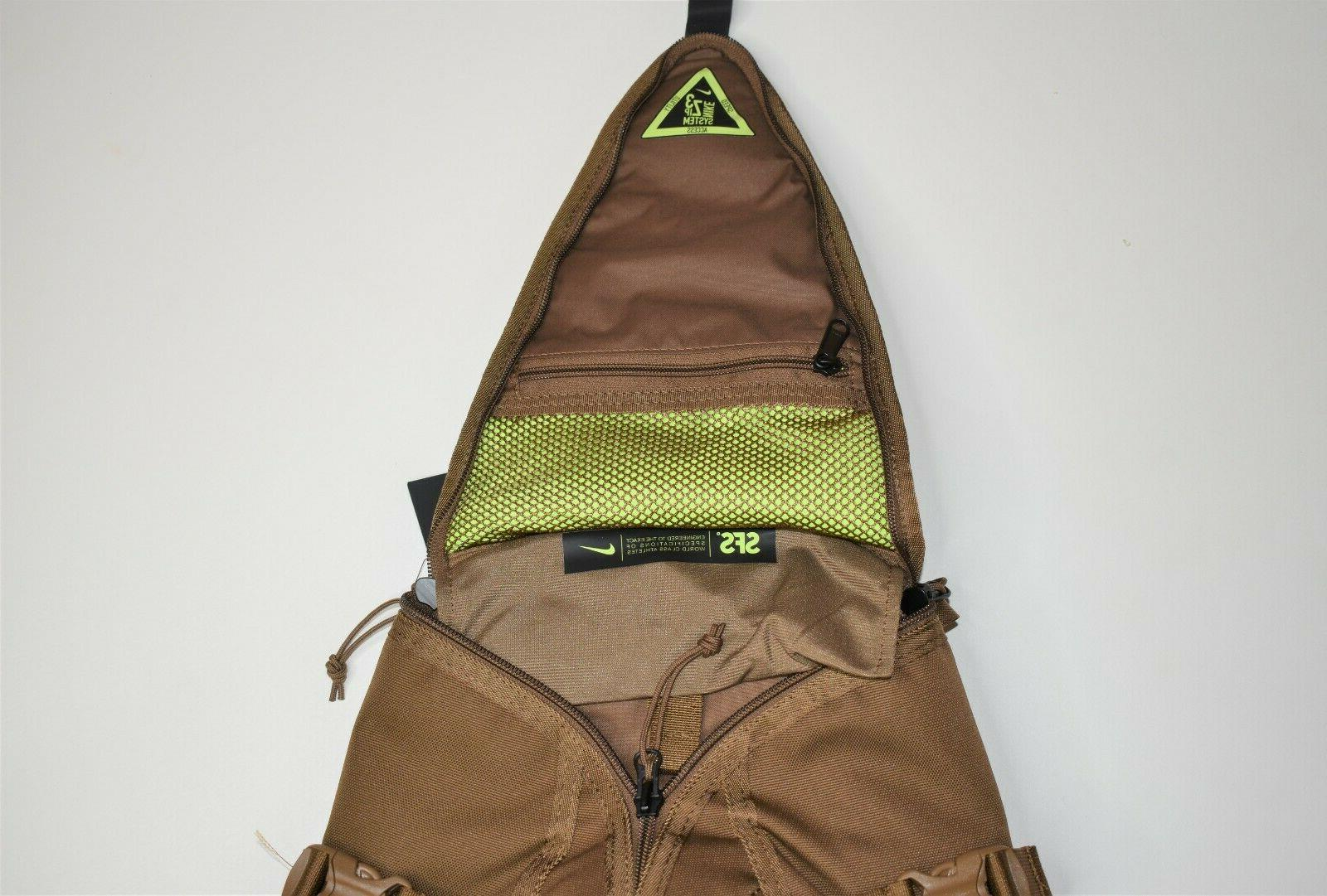 New Backpack Military Brown MSRP:$150
