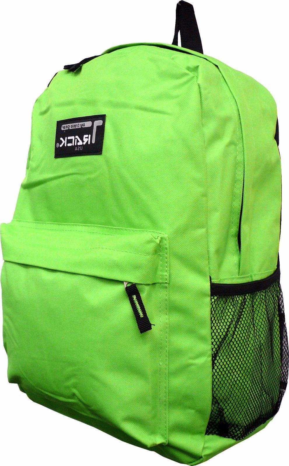 New Color / Emoji School Travel Backpack Bag