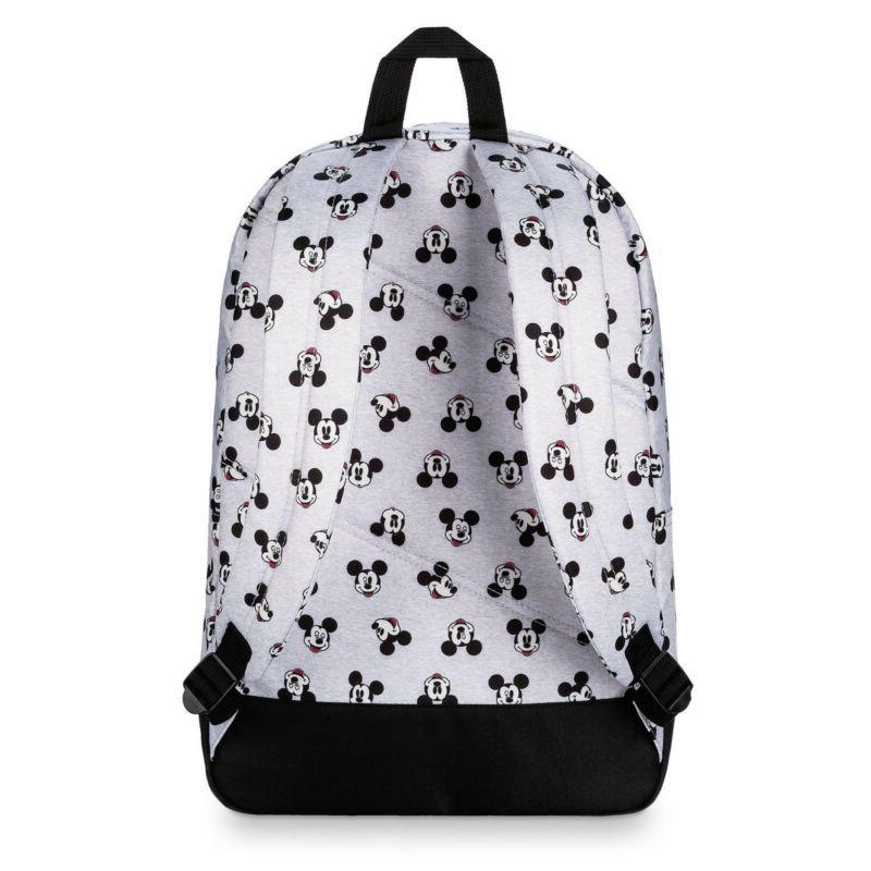 Black Mickey Mouse Head School