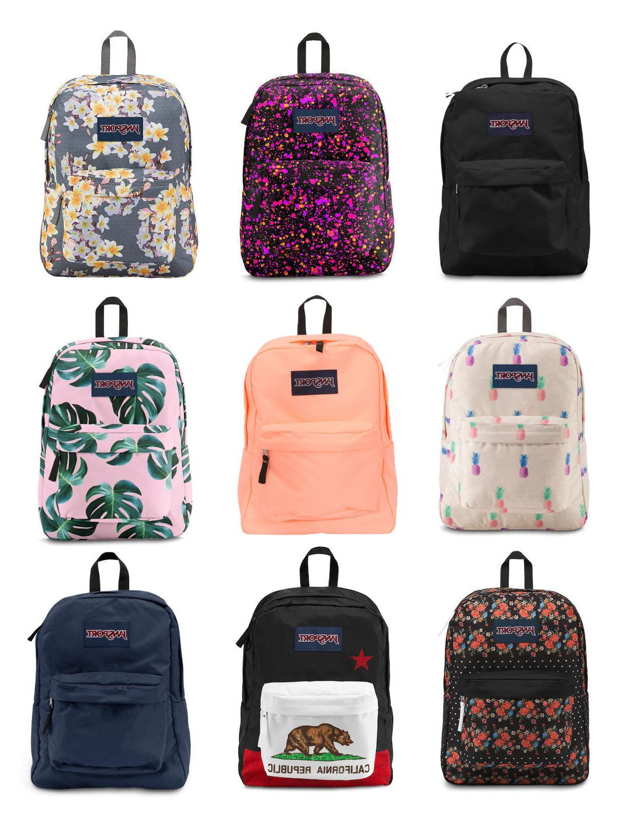 new superbreak backpack