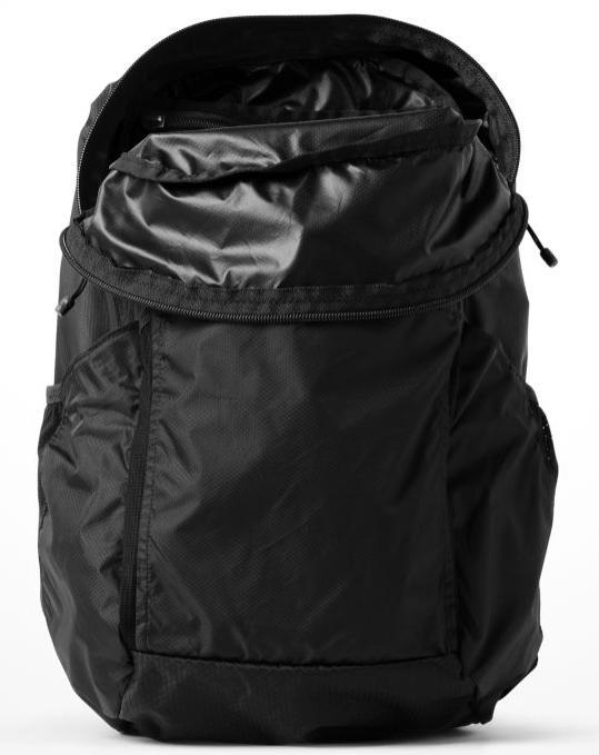 NEW TNF BLACK Travel Backpack Daypack