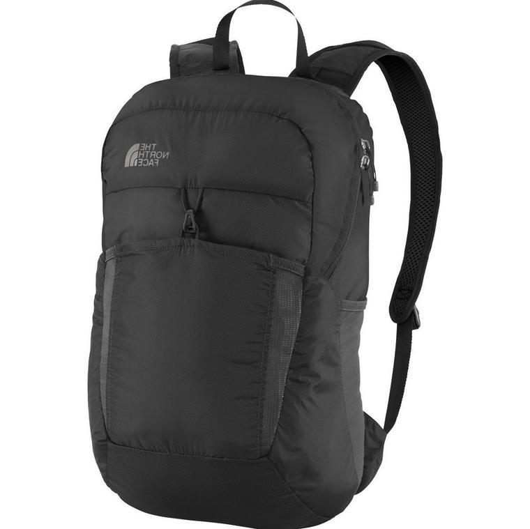 new tnf flyweight pack 17l black travel