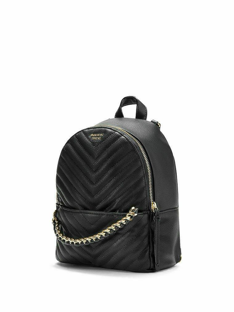 NEW Victoria's V-Quilt Small City Backpack FREE DELIVERY