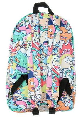Nickelodeon Characters Ren And Backpack