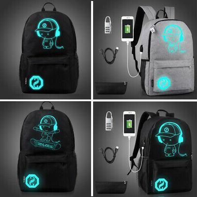 Night Laptop Bag
