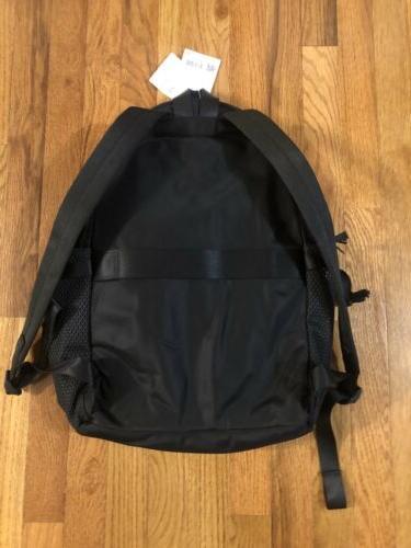 NWT LULULEMON All Hours Backpack All Black Bag $128