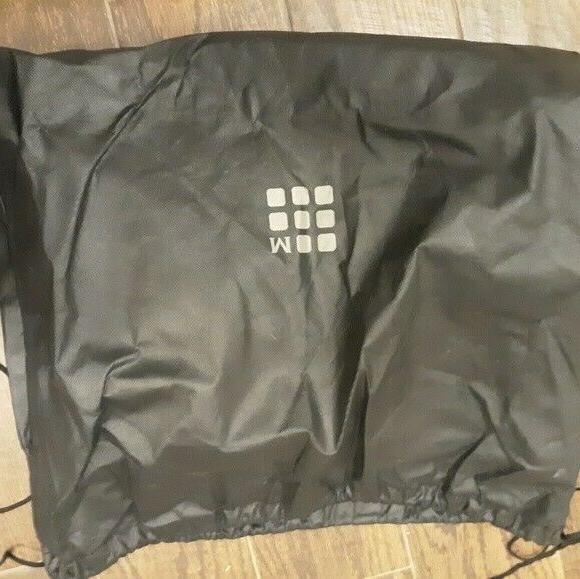 NWT Backpack Black Electronics Bag