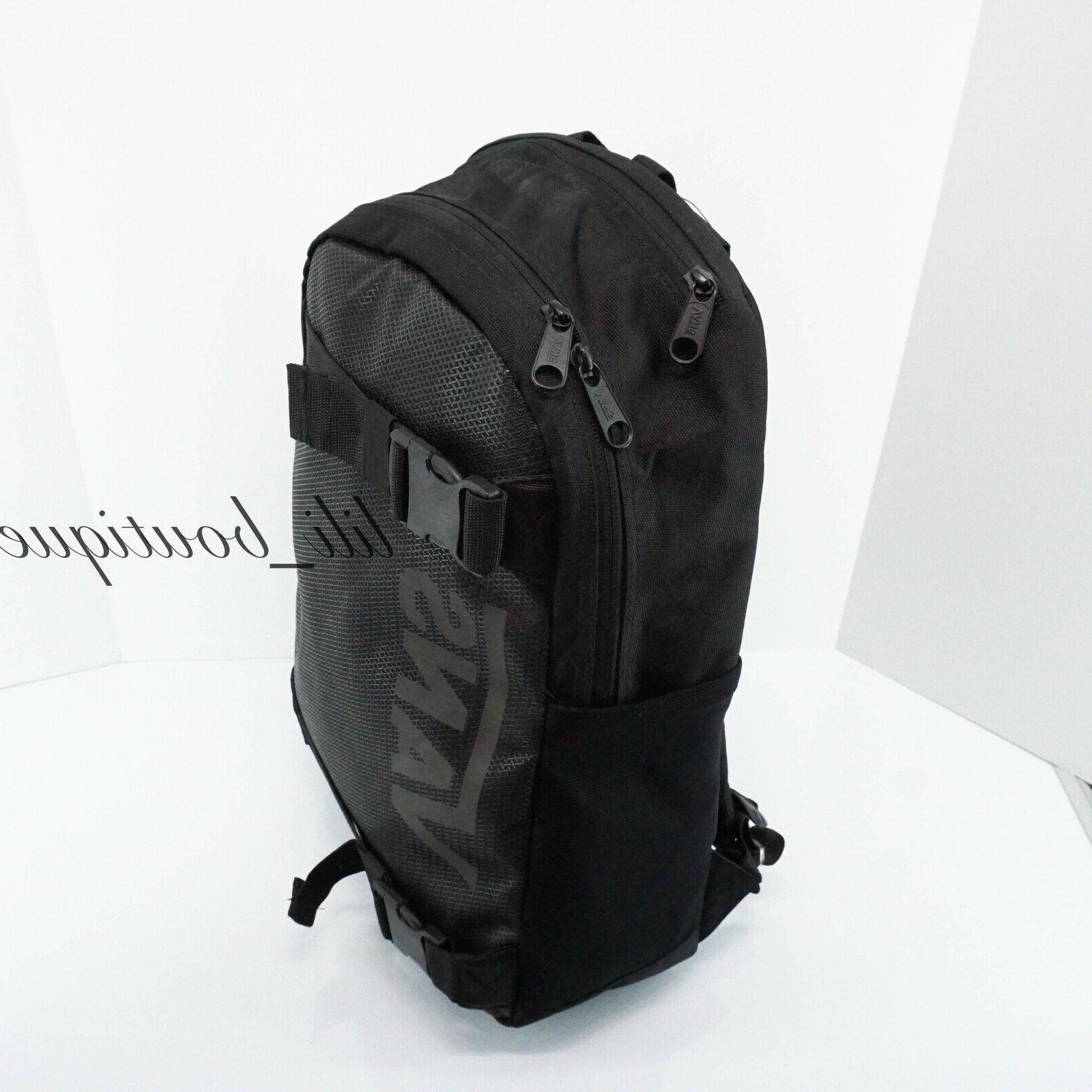 NWT Skateboard Pack Backpack Bag VN0A46NABLK Black