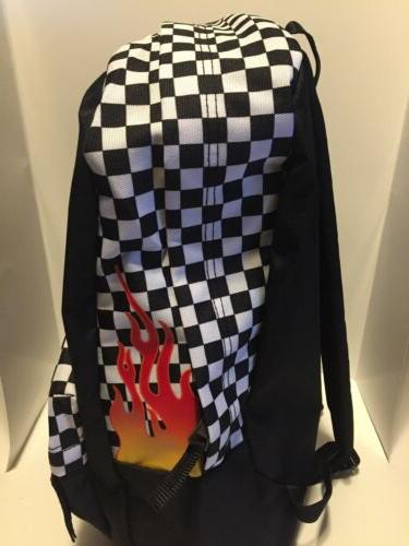 NWT x PUNK School BLACK MULTI