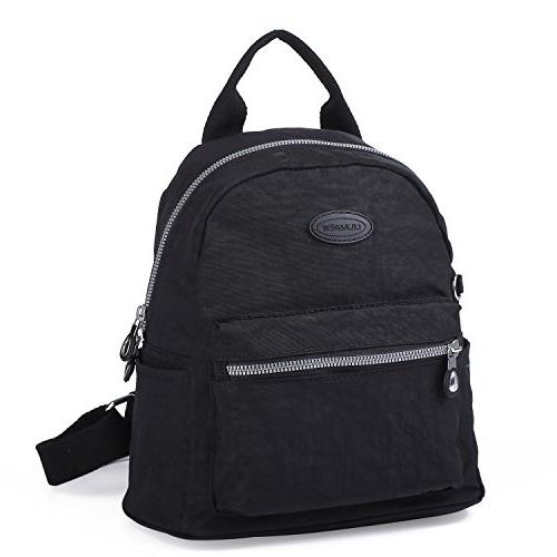 nylon mini casual daypack backpack