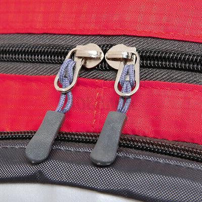 Nylon Shoulder Backpack Hiking USB Laptop School Bag
