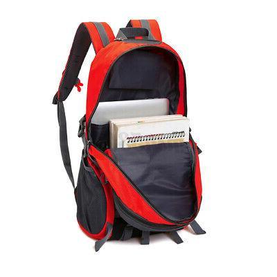 Nylon Travel Shoulder Backpack Laptop Bag