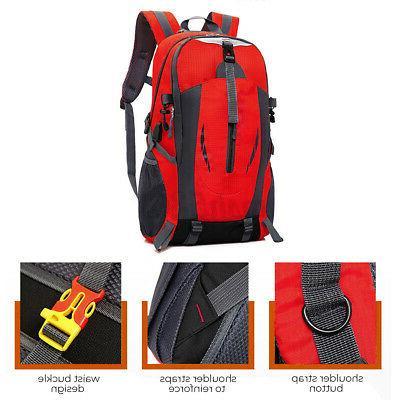 Nylon Backpack Hiking Laptop Bag