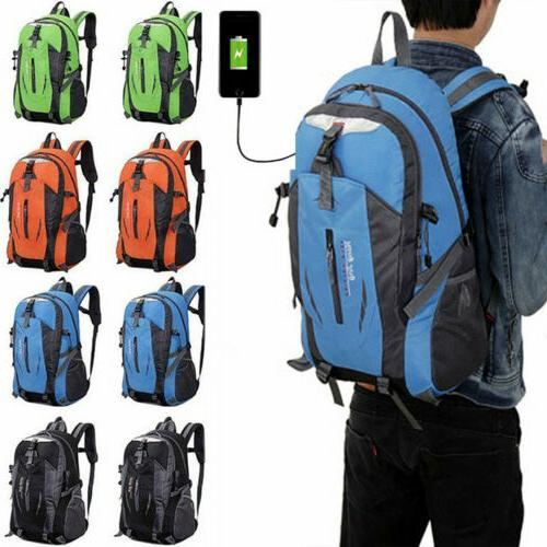 Nylon Travel Sports Backpack Hiking Laptop School
