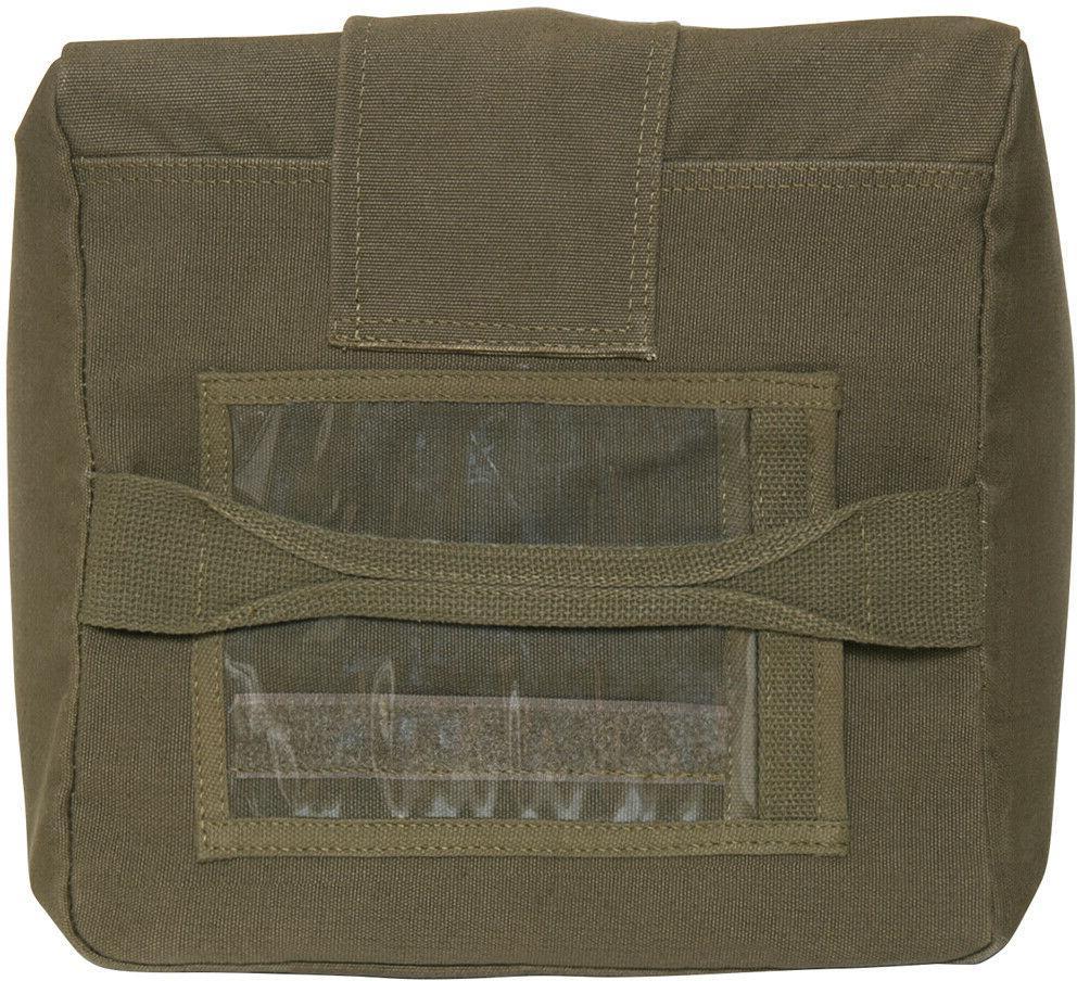 Olive Canvas Gen II 2 Strap Type Duffel