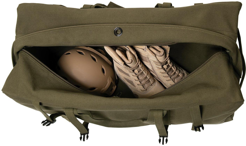 Olive II Duffle Bag 2 Strap Type