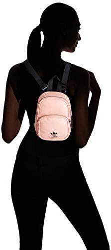 adidas Originals PU Leather Backpack, Dust One Size
