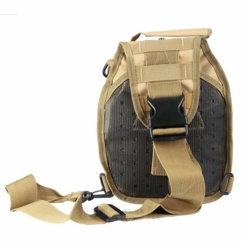 Outdoor Shoulder Military Backpack Travel Trekking Bag