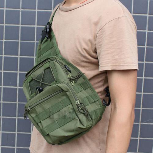 Outdoor Shoulder Backpack Trekking Bag