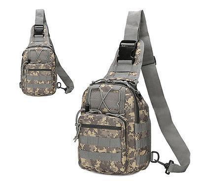 Outdoor Shoulder Backpack Travel Camping Trekking