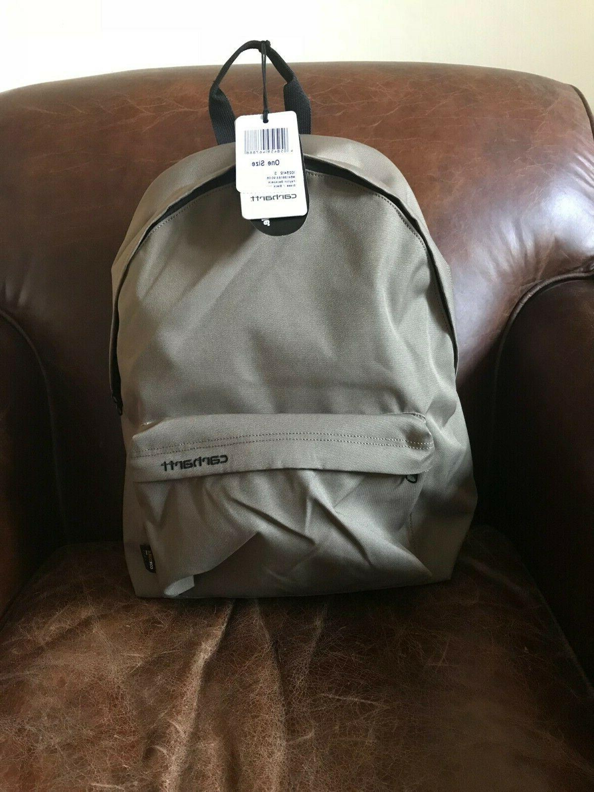 CARHARTT PAYTON BACKPACK, CORDURA FABRIC, BRASS COLOR, BRAND