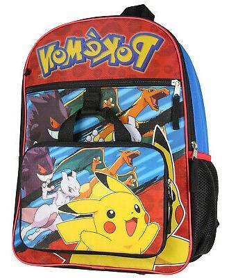 "Pokemon 16"" 5PC"