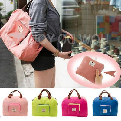 Portable Foldable Travel Storage Luggage Carry-on Waterproof