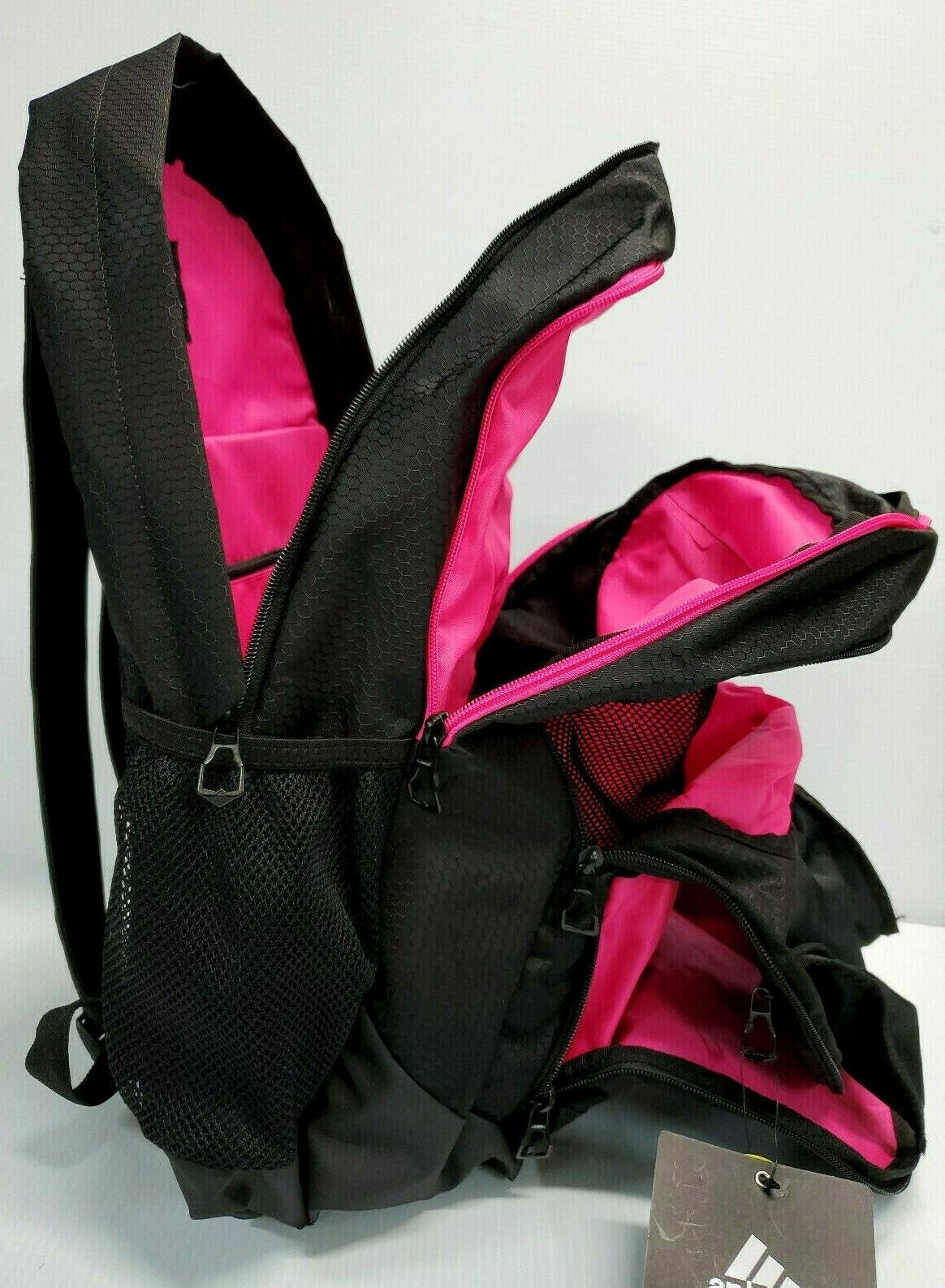 Adidas Prime 4 XL Backpack Color Black Pink