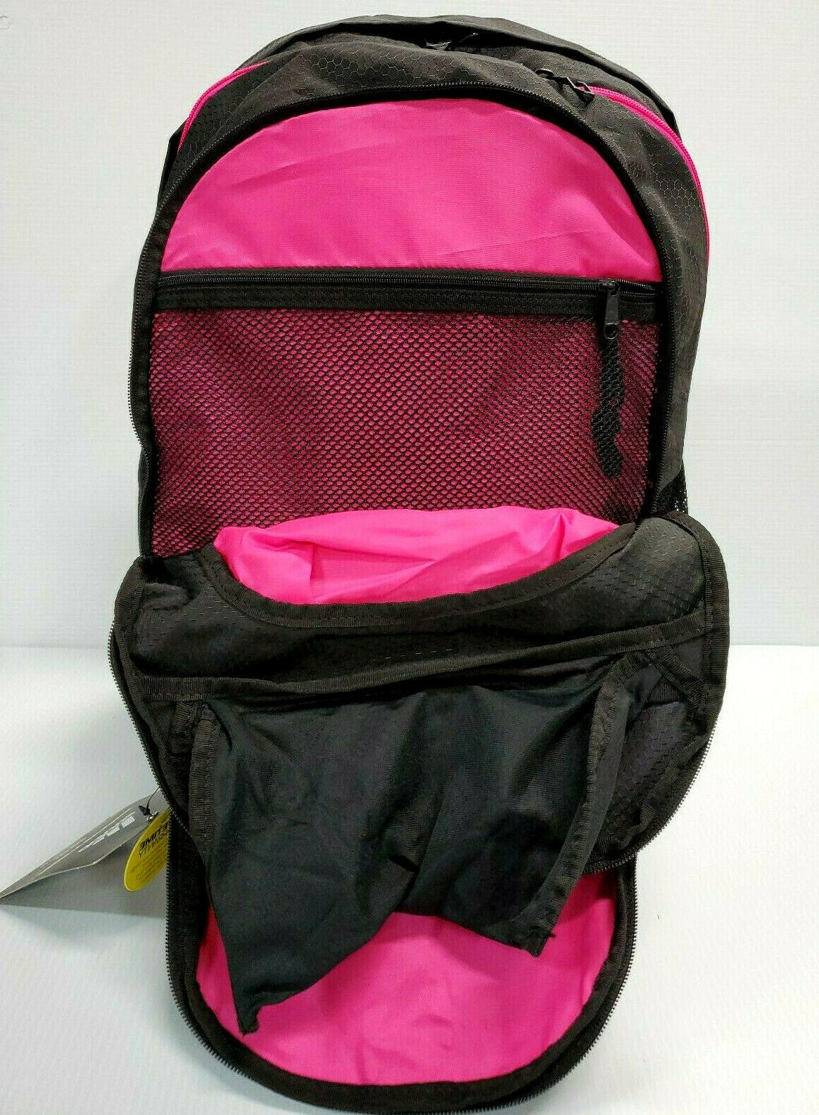 Adidas 4 Backpack Color Black / Pink