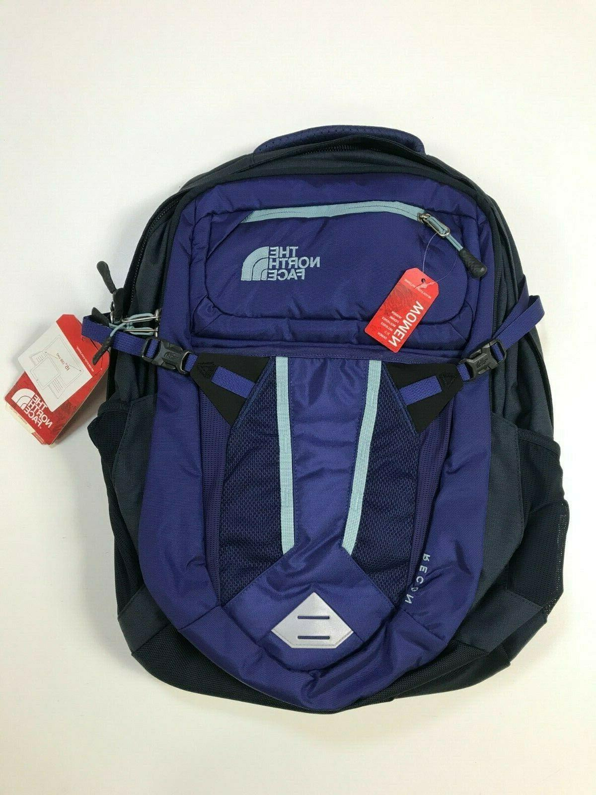 recon 30l backpack tnf black new