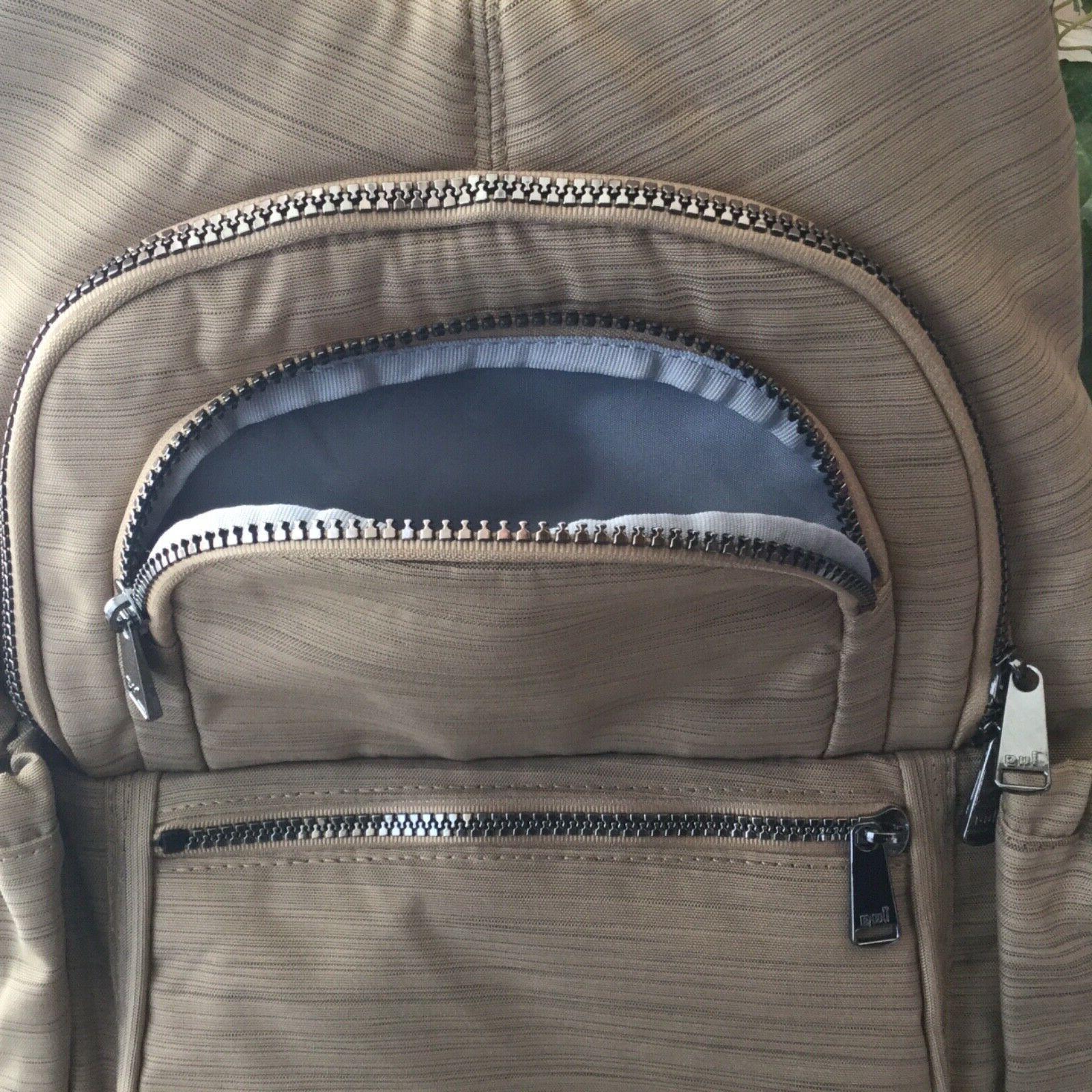 Lug RFID Hatchback Travel Backpack Handbag